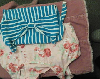 2 laura ashley swimsuits
