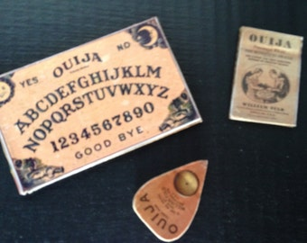 ouija board rules and instructions