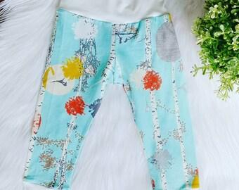 Baby Leggings + Modern Print + Baby Shower Gift + Gender Neutral +  Boy + Girl + Infant + High Quality