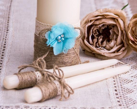 rustikale hochzeit kerzen rustikale unity candle set hochzeit. Black Bedroom Furniture Sets. Home Design Ideas