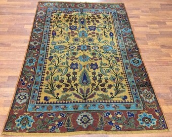 Antique Turkish- Kurd Rug-4015