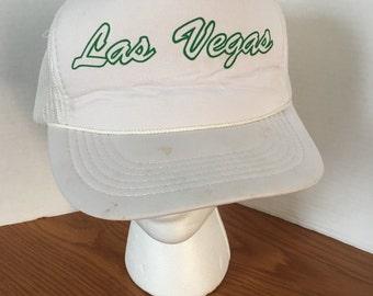 Vintage Las Vegas Hat