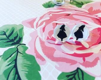 Alice In Wonderland Earrings - Alice Earrings