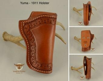 "The ""Yuma"" - 1911 Holster"