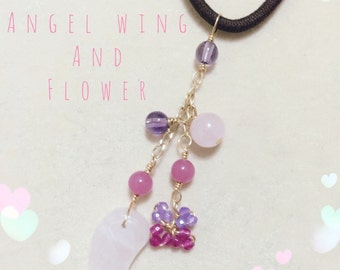 Angel Wing Hair Accessory