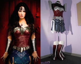 Wonder Woman (Megan Fox costume) cosplay outfit