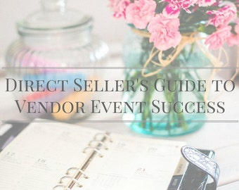 Direct Seller's Guide to Vendor Event Success