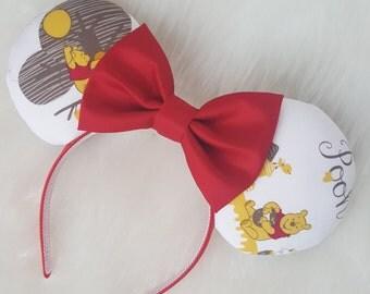 Winnie the Pooh Ears