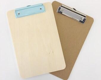 Cute A5 clipboards