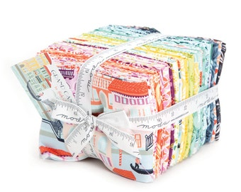 Grand Canal Fat Quarter Bundle from Kate Spain