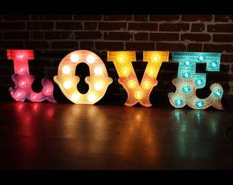 Light Up Circus love