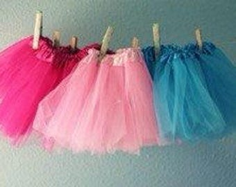 3 Layer Baby/Toddler Tutus