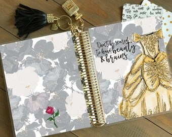 Planner Cover: for use with Erin Condren Life Planner(TM), Happy Planner and Recollections Planner