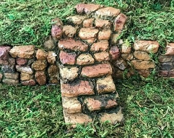 Miniature Stone Garden Steps