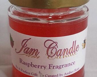 Raspberry Jam Candle
