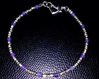 Minimalist bracelet, slver 925 bracelet