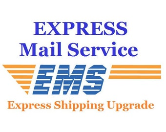 Express mail service upgrade