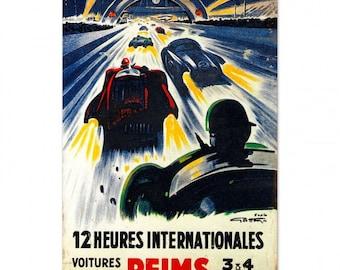 Reims Racetrack