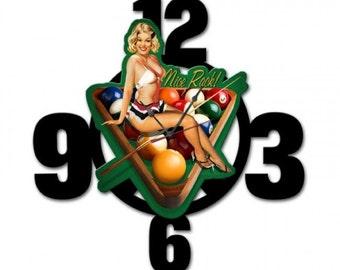 Nice Rack Layered Clock