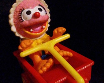 Vintage 1980s McDonalds Muppet Babies BABY ANIMALCanadian Exclusive! !