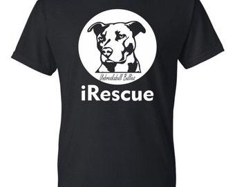 Unbreakabull Bullies iRescue t shirt