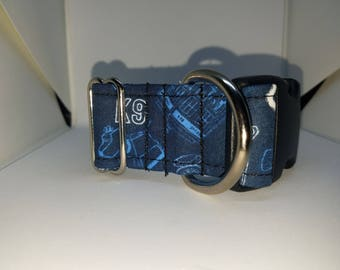 Dr. WHO large 1.5w dog collar