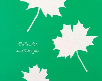 List 2 - Assorted Leaf stencils *Free gift with every order*