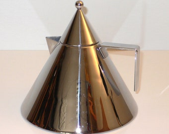 ALESSI Officina - Tea Kettle, Water Kettle, Teapot  IL CONICO - Aldo Rossi
