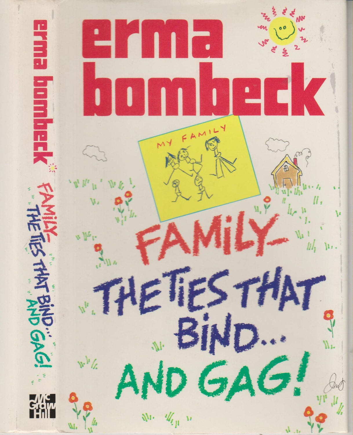 The Ties That Bind...and Gag! By Erma Bombeck
