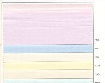 "WHITE, BLUE, PINK Japanese Lawn  45"" wide 100% cotton Spechler-Vogel * * * by the yard"