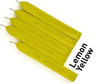 Lemon Yellow - Design OD Wax Sticks - (DODA12)