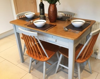 SOLD - Table and 4 Chairs