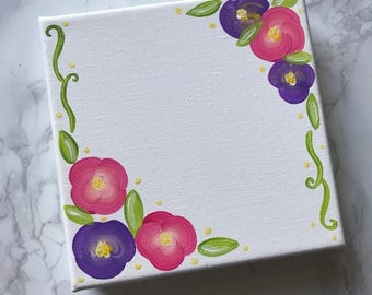 Make It Your Own Mini Canvas