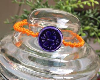 Bracelet link and ceramic