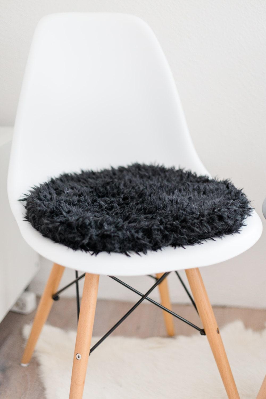 zoomen - Eames Chair Sitzkissen