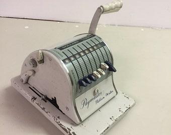 Vintage Paymaster 8000 Ribbon Writer