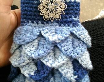 Handmade , crochet phone case or coin purse.