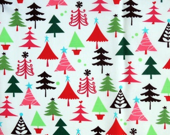 Tiny Trees Multi by Michael Miller 1 Yard