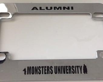 Alumni License Frame Etsy