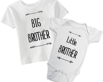 modern baby clothes, big sister gift, baby boy coming home onesie,baby body suit,big brother little sister outfits,big sister little brother