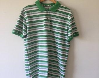 Levi's Striped Polo Vintage
