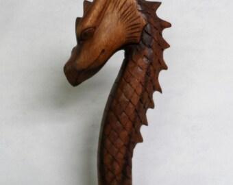 Stick, dragon walking stick.