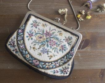 Vintage folk bag