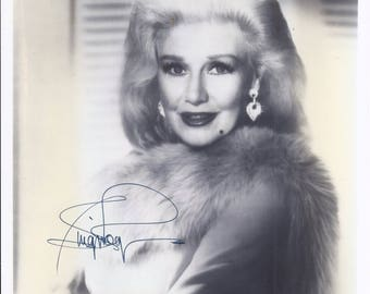 Picture of Ginger Rogers - Signed - pre-owned (SS)