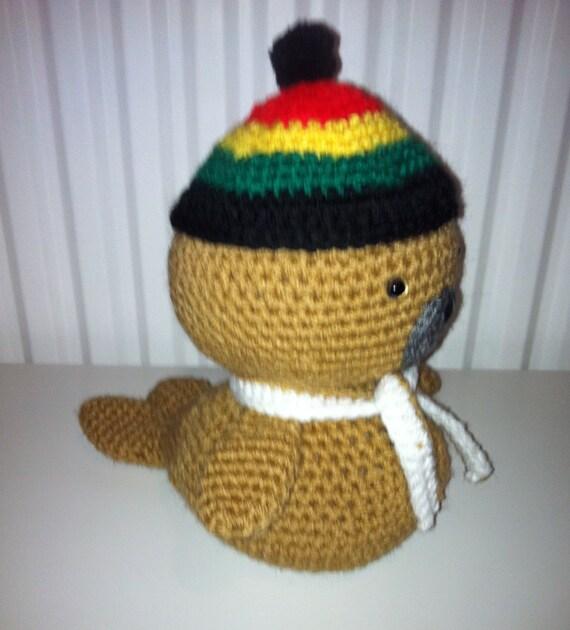 Crochet Amigurumi Seal : Baby Seal Amigurumi Seal Crochet Handmade Soft Toy