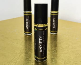 Anxiety Essential Oil Roller, Essential Oil Roller, Essential Oil, Essential Oils, Anxiety, Essential Oil Rollers, Anxiety Relief