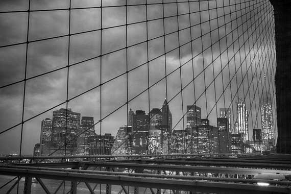 New York, Landscape,  Brooklyn Bridge, Brooklyn, NYC, Fine Art Photography, NYC Prints, NYC Photography, City Photography, New York Prints