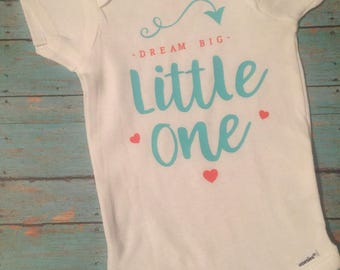 Dream big little one- insie