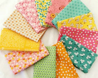 Flower 12 Fat Quarters Bundle