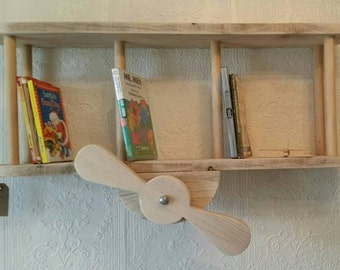 Handmade child's shelf